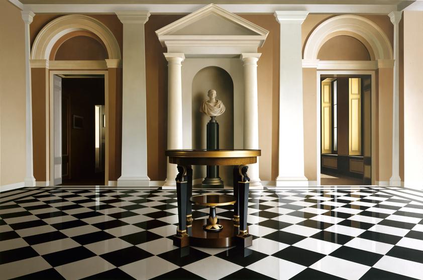 Salon de Chateau Margaux