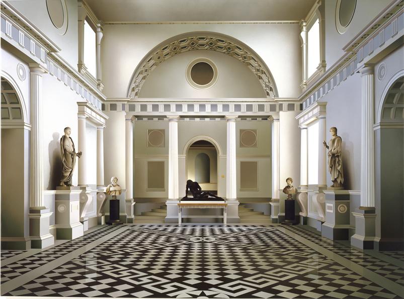 Through Marble Halls