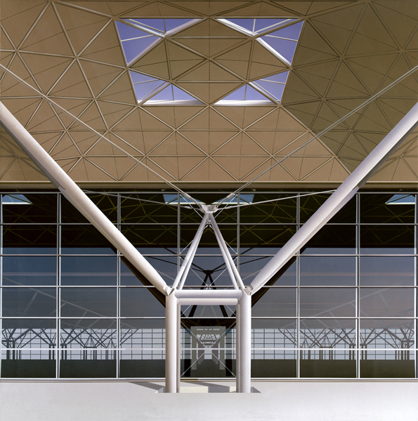 Structural Trees, Stansted