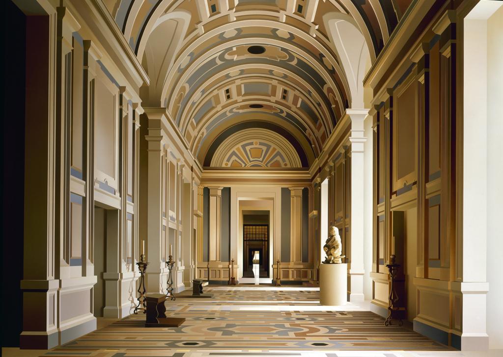 Corridor of Benediction