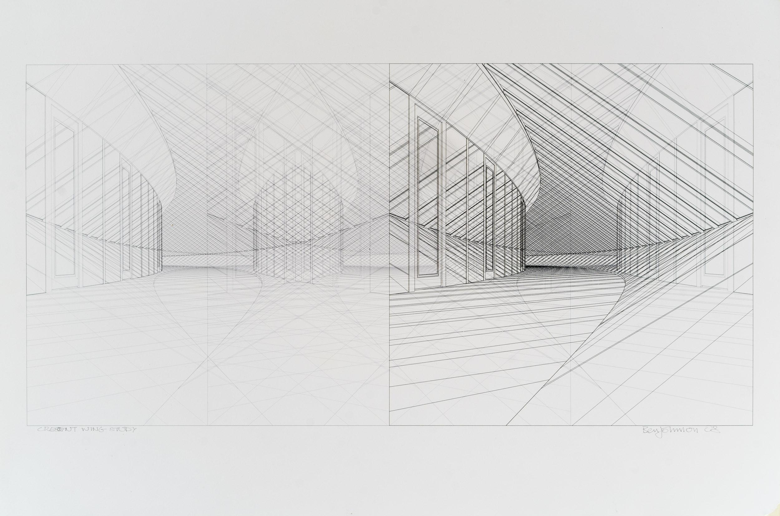 Crescent Wing Study