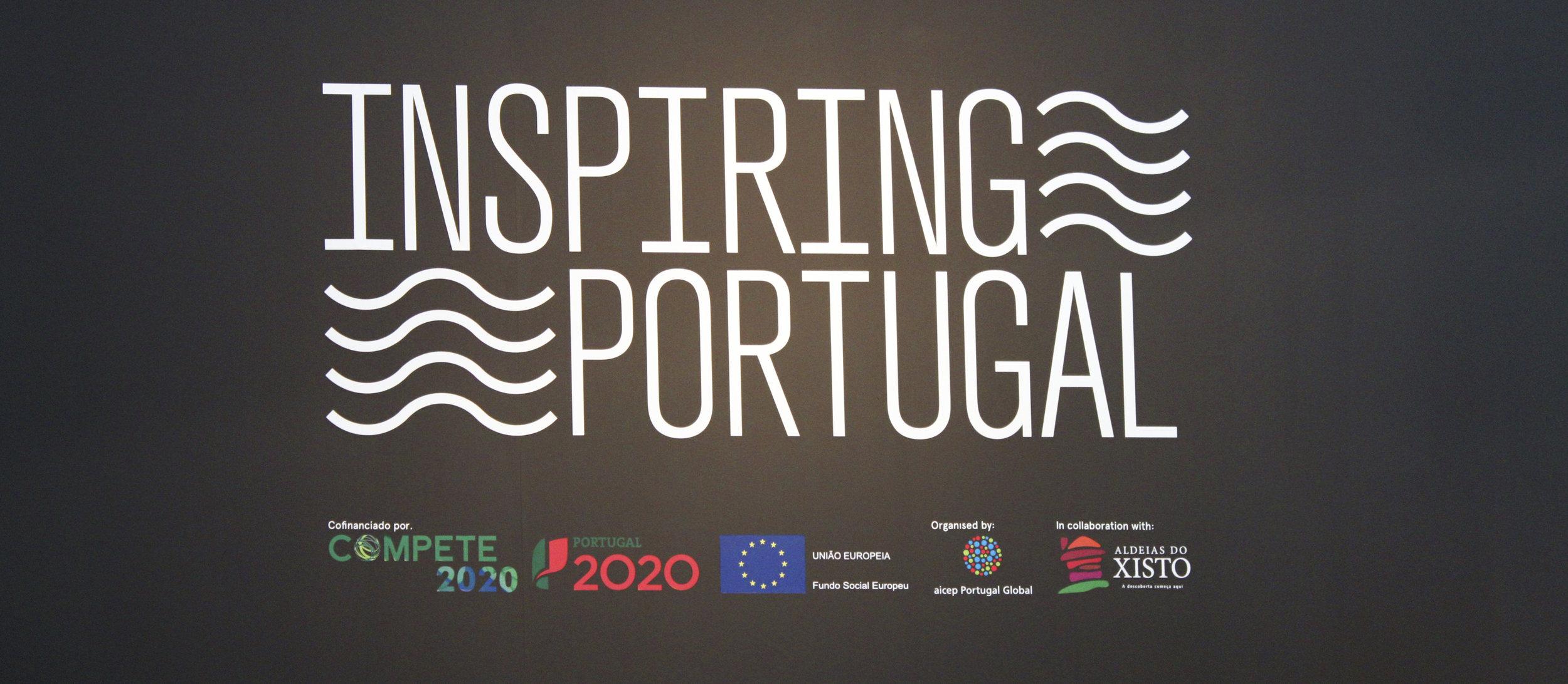 Inspiring Portugal - Tent London