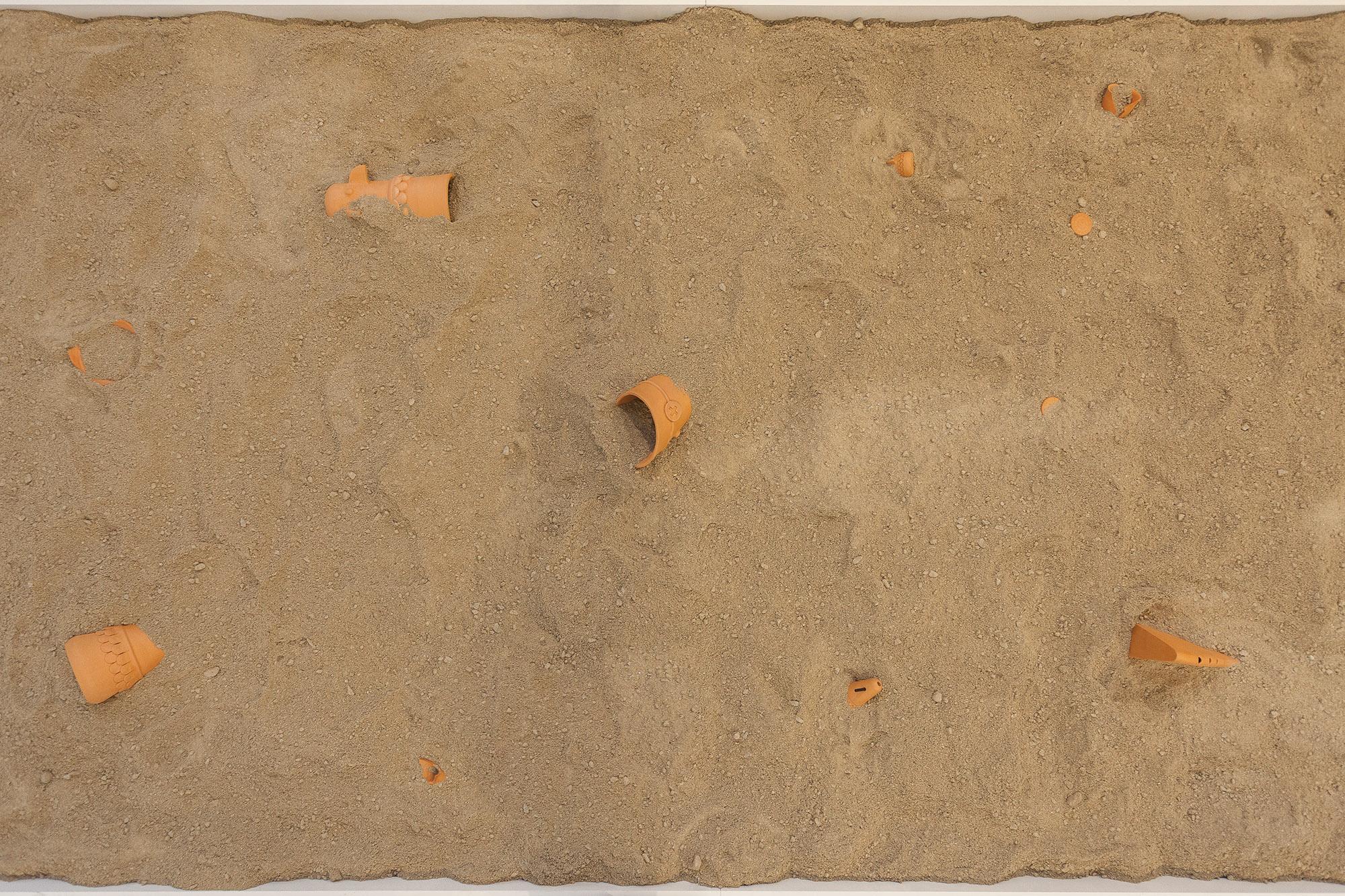 Tesouros de Barro - André Teoman - Exhibition