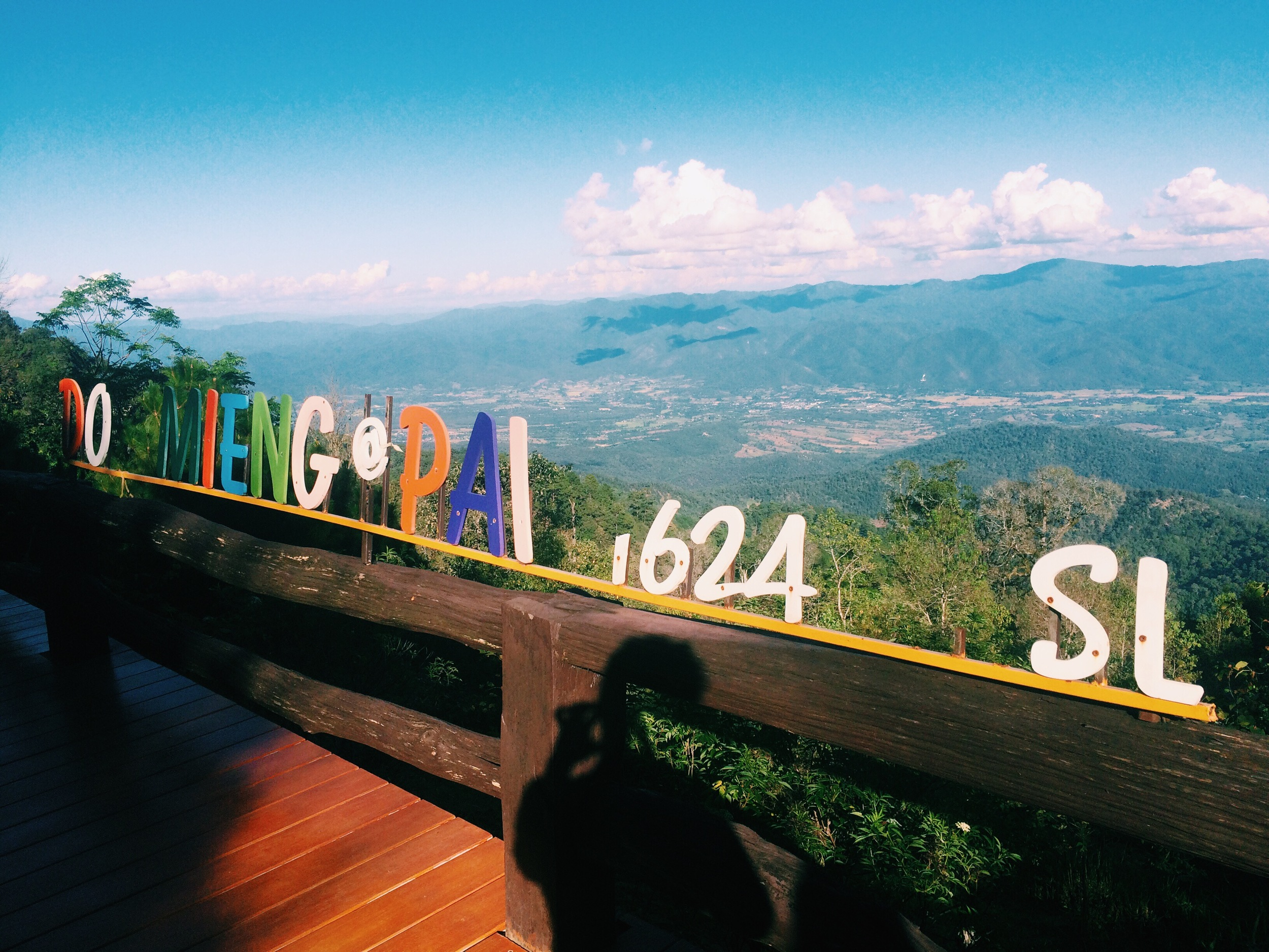 The Pai Lookout, sorry #1...