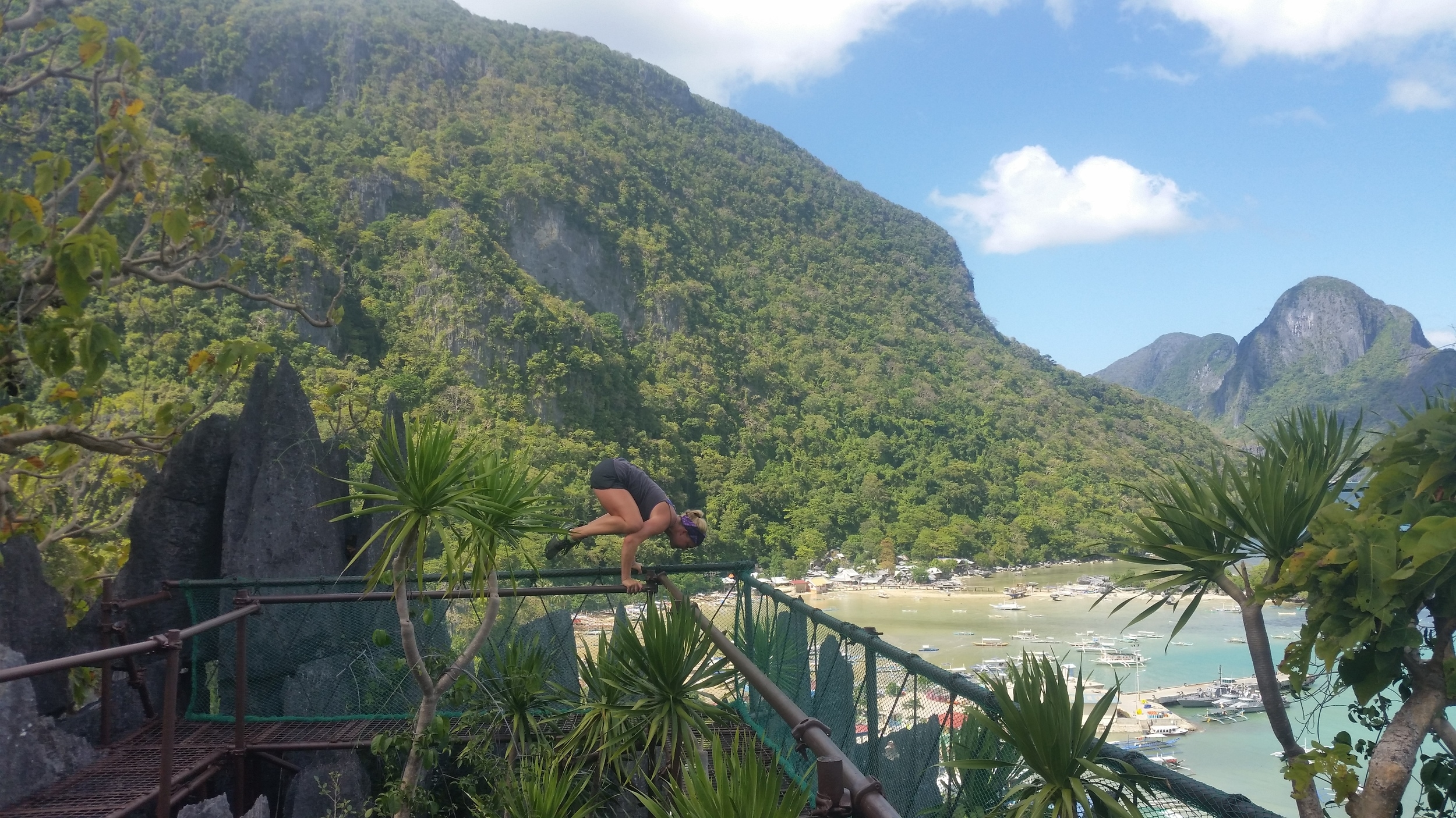 January 2015 | Taraw Cliff | El Nido, Philippines