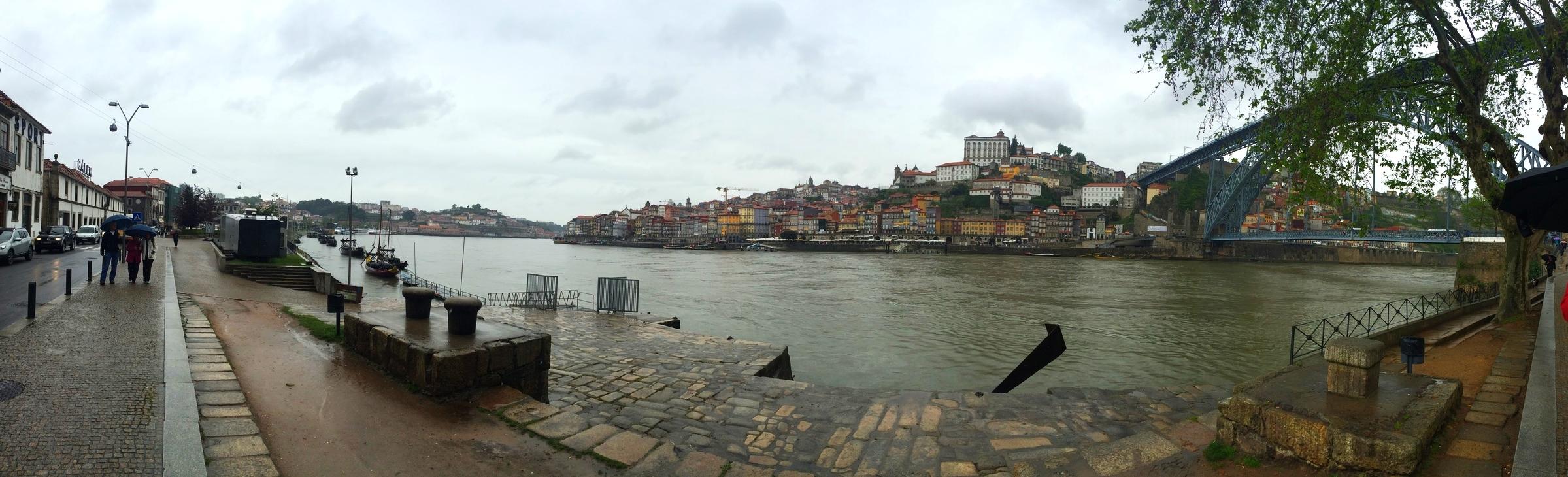 Porto, the home of Port wine
