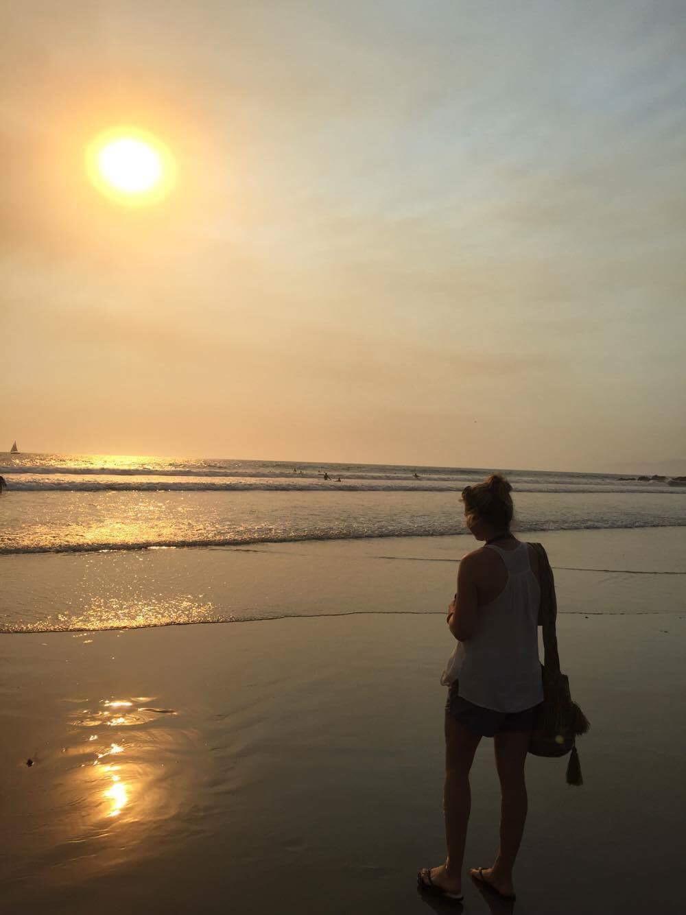 zero waste, peaceful place - venice beach