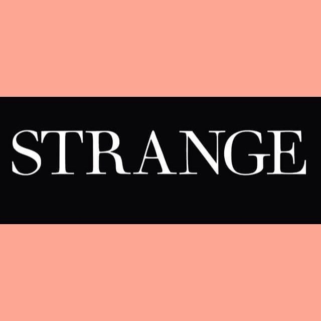 Strange Collection is a Danish brand and we produce everything by ourselves - right here in Denmark! Our small shop is open today and we have clothing for men and women. Visit us 🙆✌️ #strangecollection #danishfashion #wearerare #summerfashion #vesterbro #copenhagen
