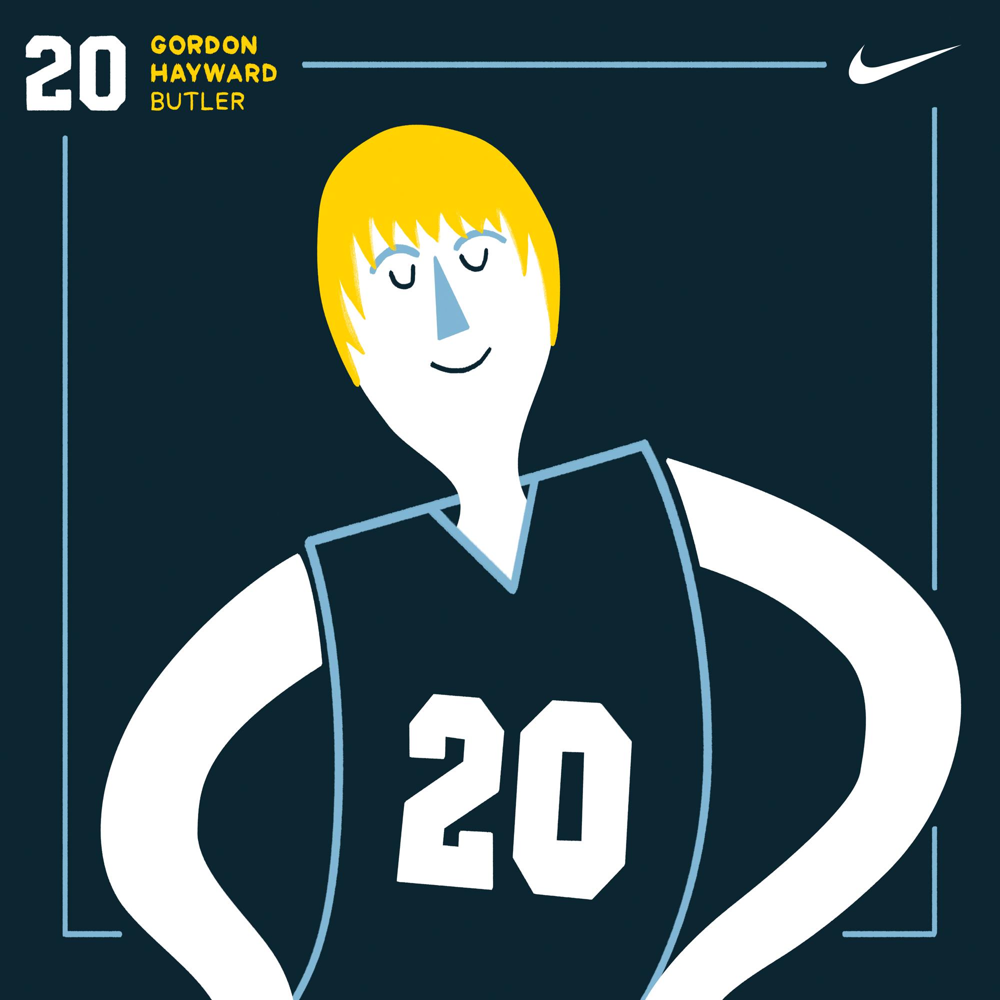 Champions Mentality-Gordon Hayward-Chris-Edser-Nike
