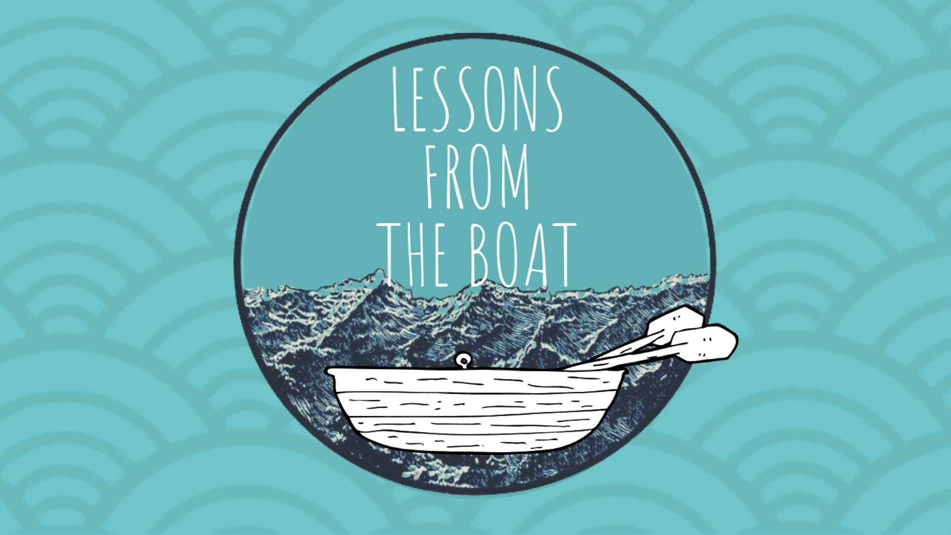 ICA Kyiv Sunday Service. August 25, 2019.  Lessons from the Boat: Get out of the Boat