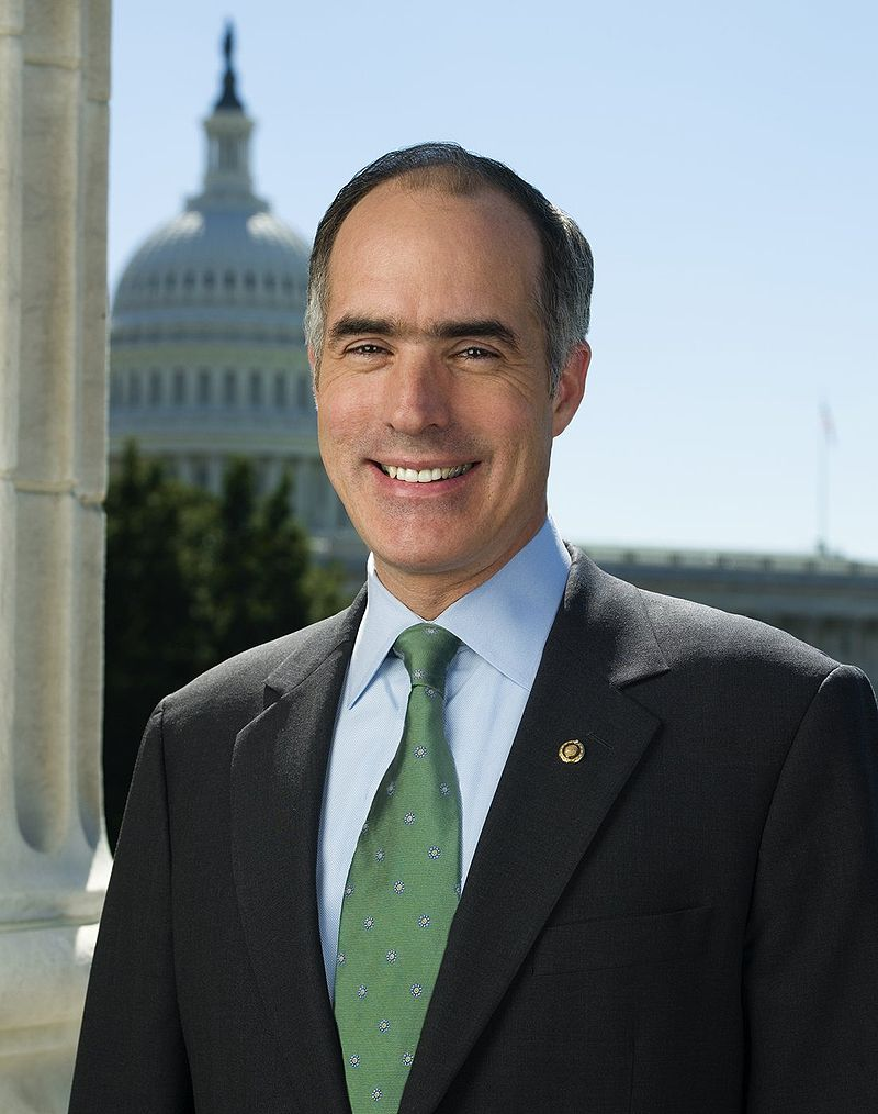 Senator Robert P. Casey, Jr. (D-PA) Elected 2006 B.A. College of the Holy Cross (1982)