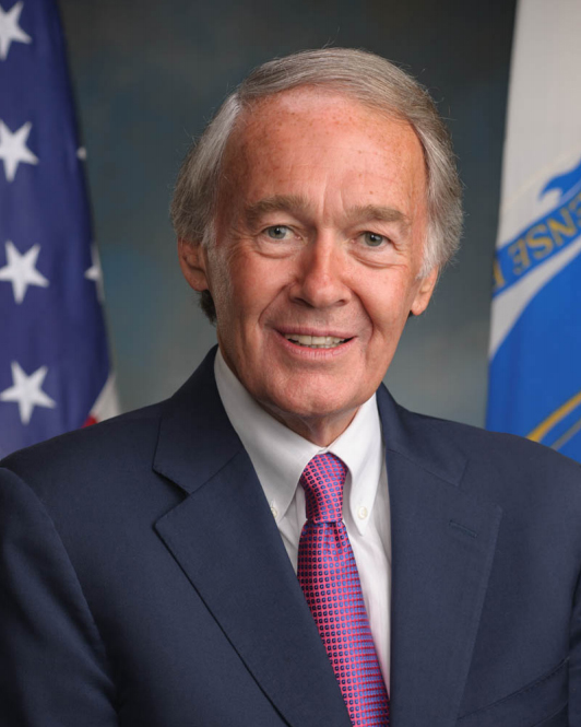 Senator Edward J. Markey (D-MA) Elected 2013 B.A. Boston College (1968) J.D. Boston College (1972)