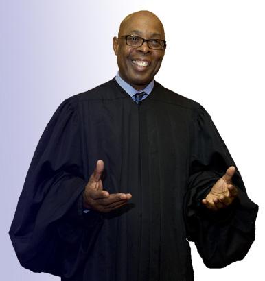 Judge Jimmie Edwards, Saint Louis University '78, '81