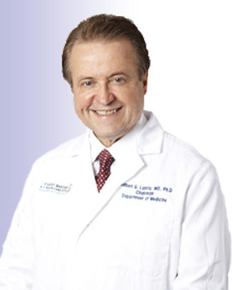 Robert G. Lahita, M.D., Ph.D., Saint Peter's University '67