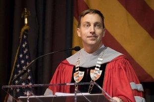 Dr. Mark C. Reed, Photo by Saint Joseph's University.