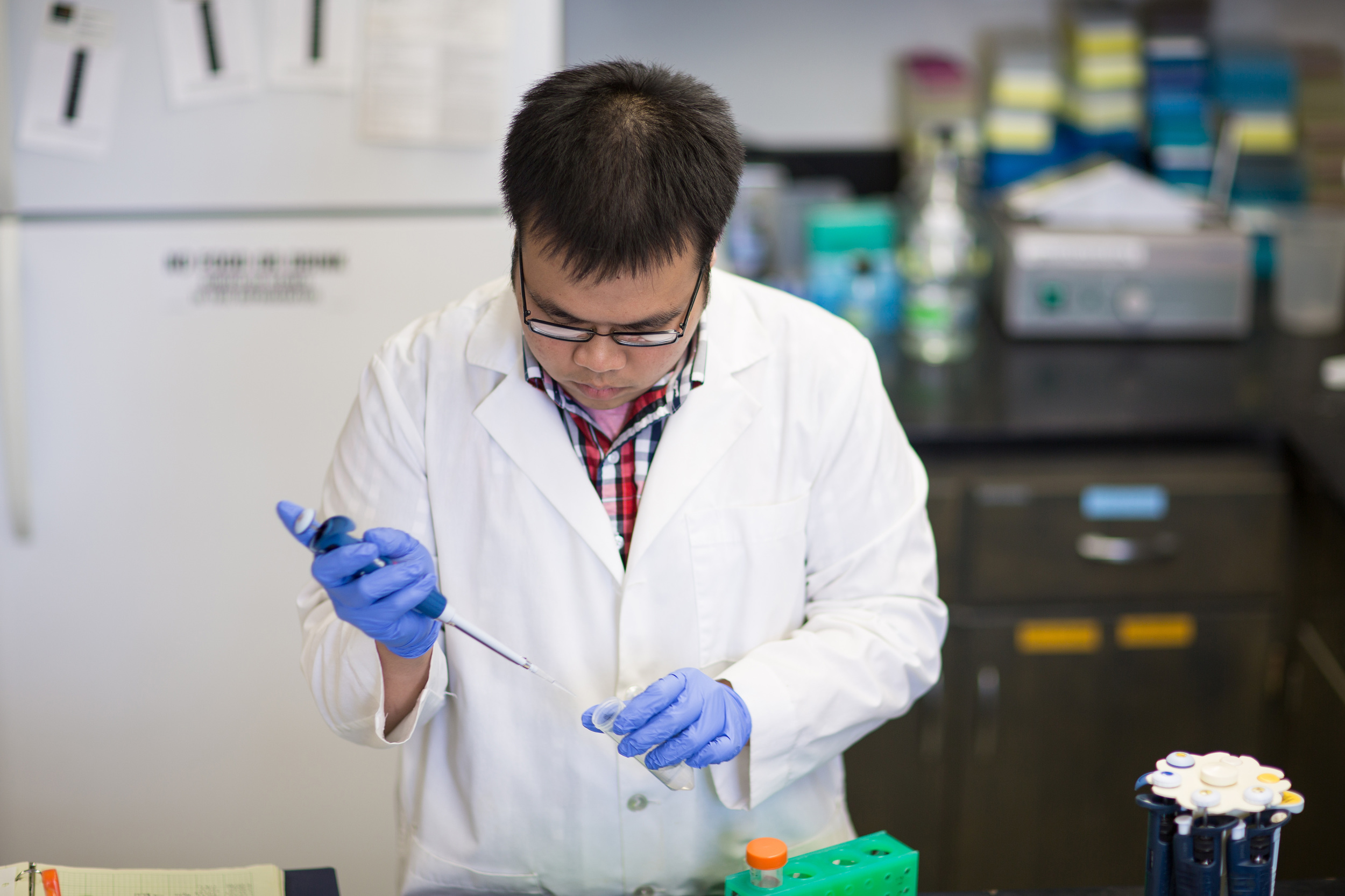 The Bay Area is home to some of the nation's top biotech companies — a major advantage for USF students, who have many opportunities to connect with potential employers (Photo: University of San Francisco)