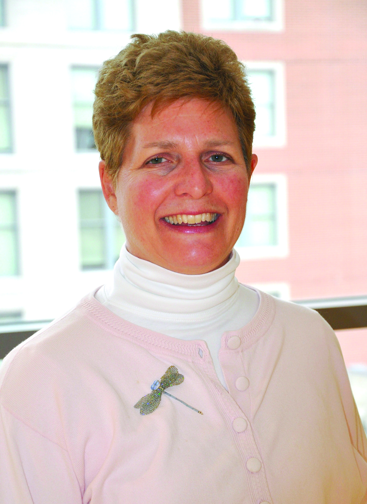 Dr. Janice Voltzow (Photo by The University of Scranton)