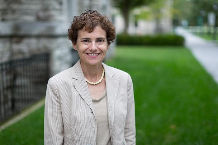 Amy Wolfson, Ph.D. (Photo by Loyola University Maryland)