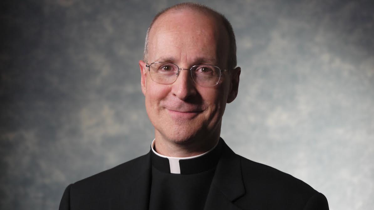 Rev. James Martin, S.J. (Canisius, Creighton & Gonzaga Commencement Speaker; Photo by Gonzaga University))