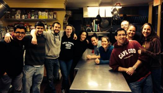 CLA Participants in Boston, MA (Photo by The Jesuit Collaborative)