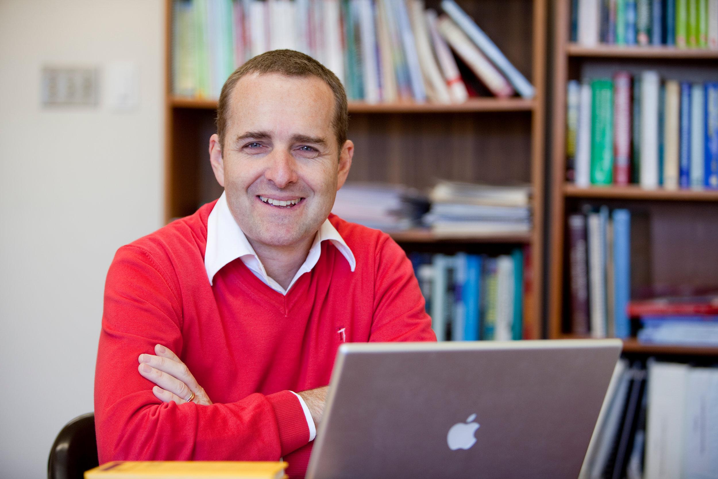 Jeremy Pal, Ph.D. (Photo by Loyola Marymount University)