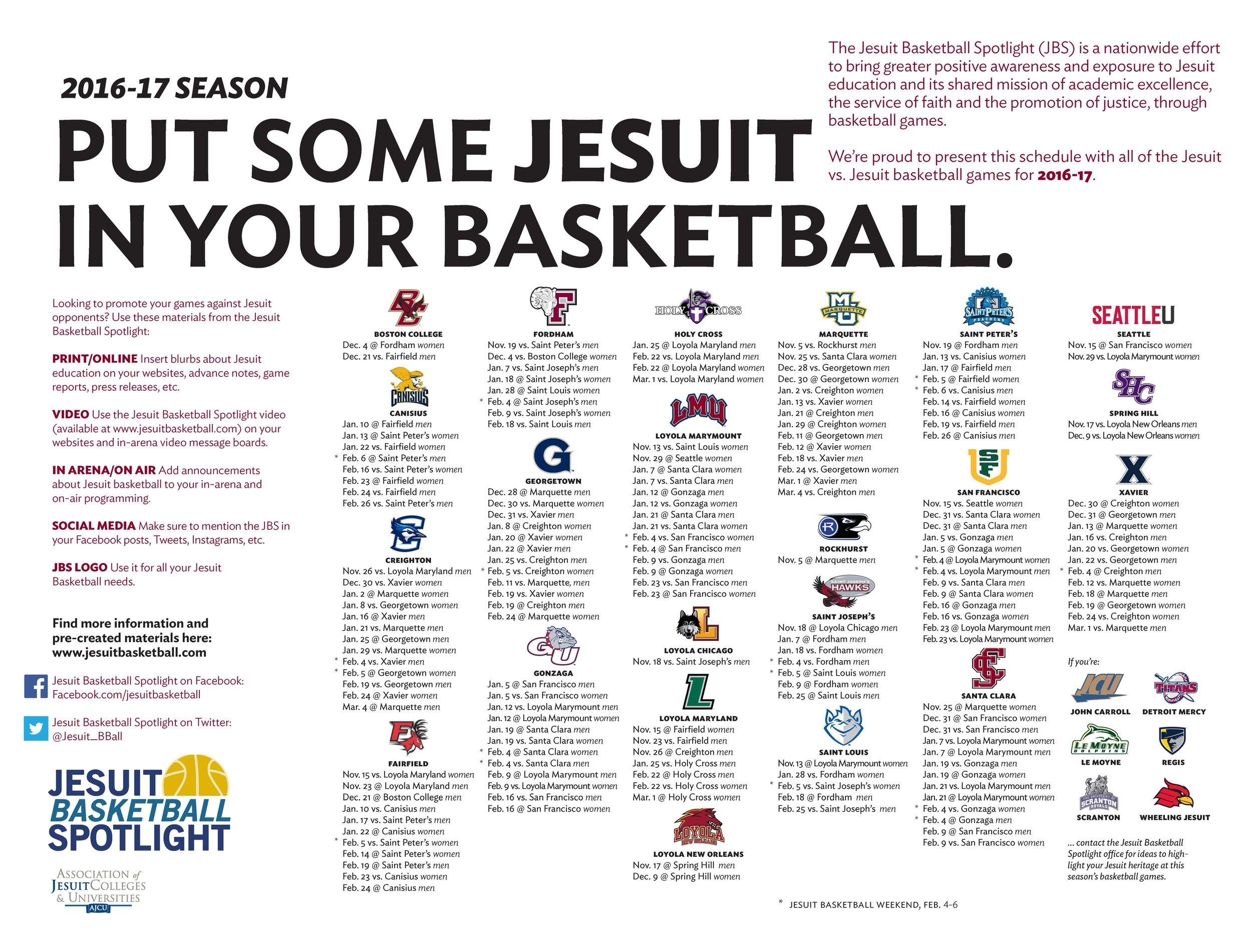 (Photo: Jesuit Basketball Spotlight)