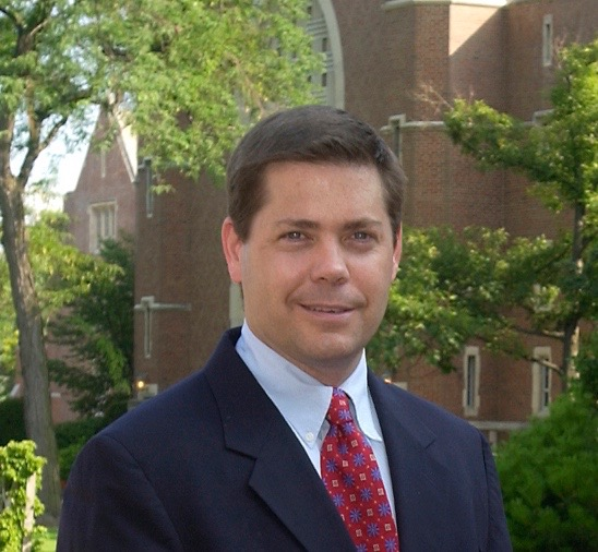 Edward J. Peck, Ph.D. (Photo by John Carroll University)