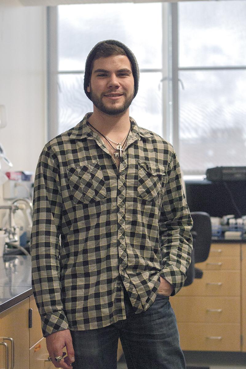 Calix O'Hara (Photo by Loyola University Maryland)