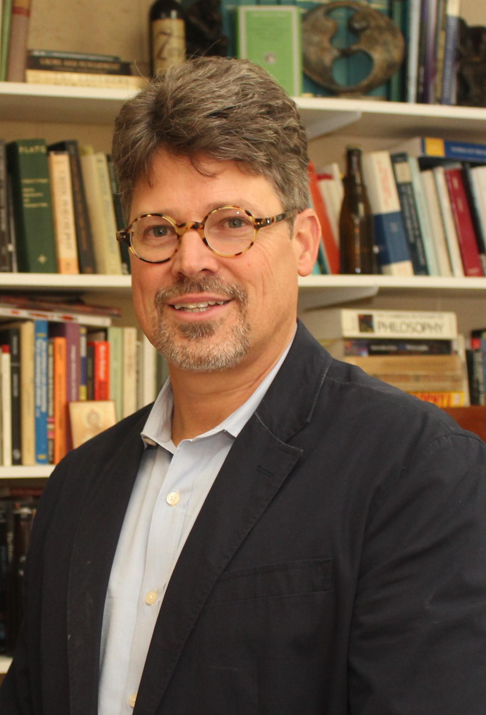 Daniel Haggerty, Ph.D. (Photo by The University of Scranton)