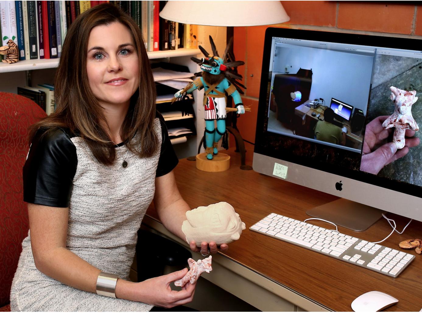 Dr. Erin Averett (Photo by Creighton University)