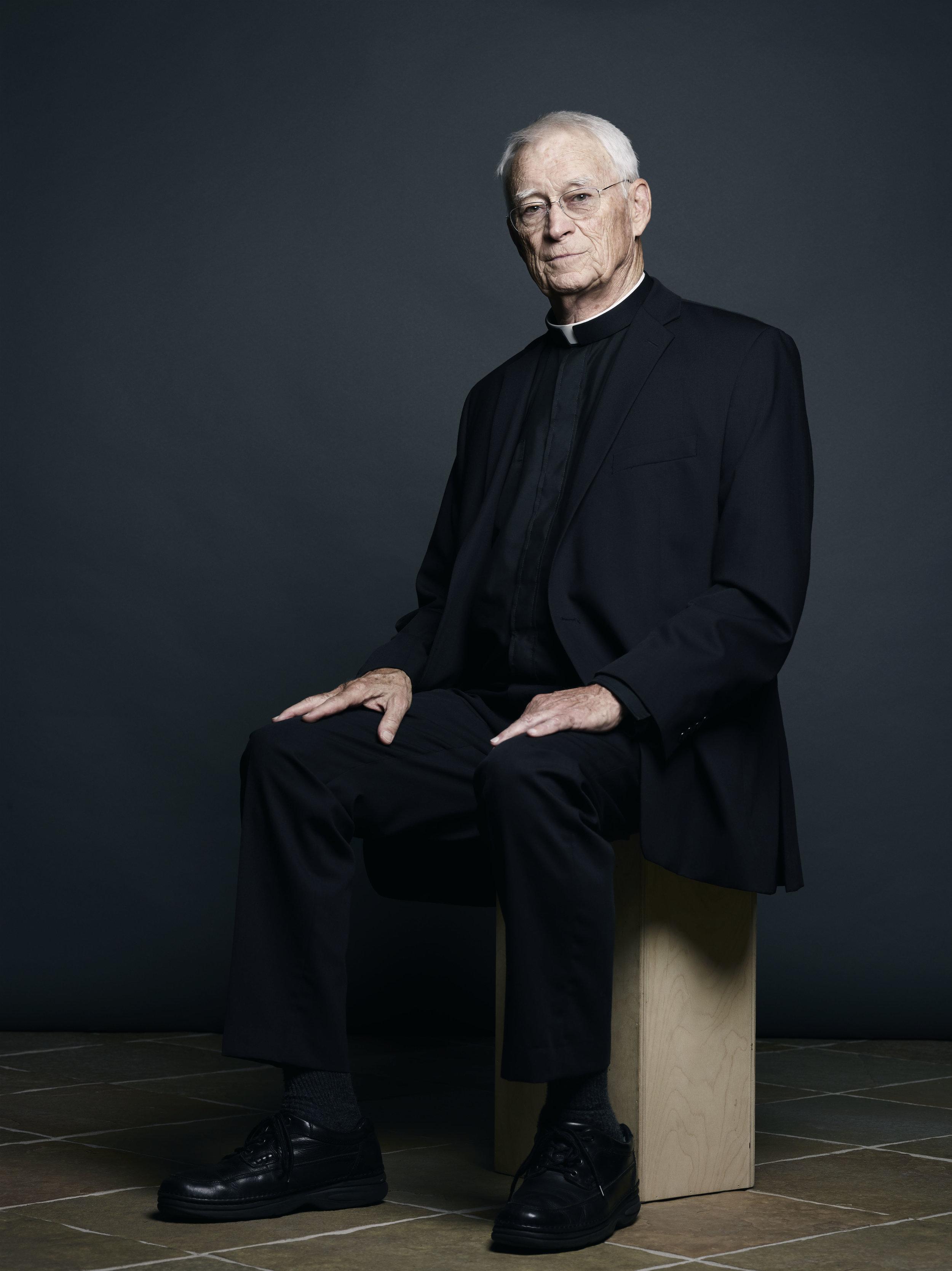 Rev. Thomas Rausch, S.J. (Photo by Chris Yates & Robert Macaisa)