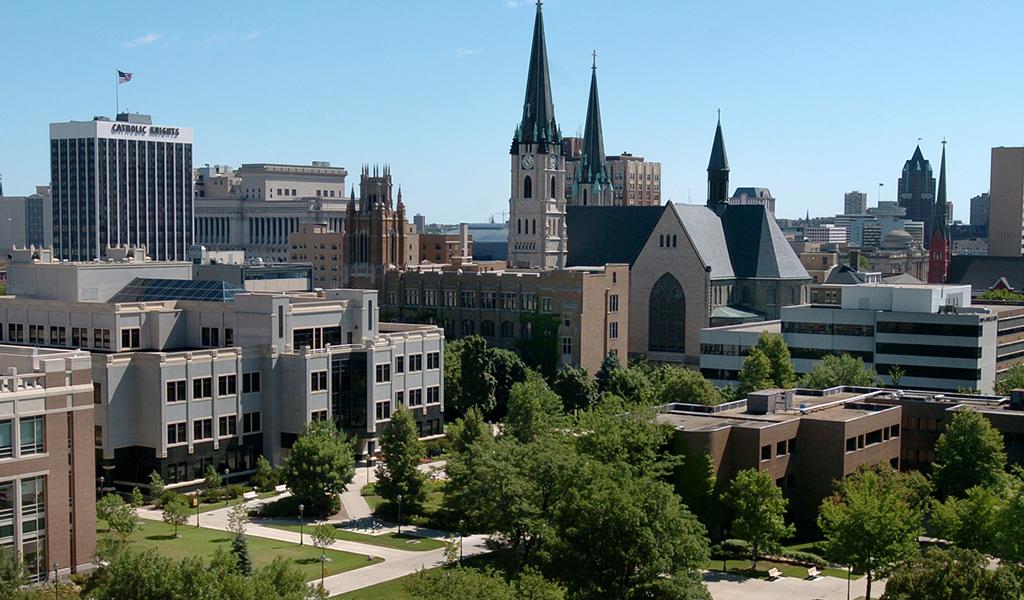 Marquette University (Photo by AJCU)