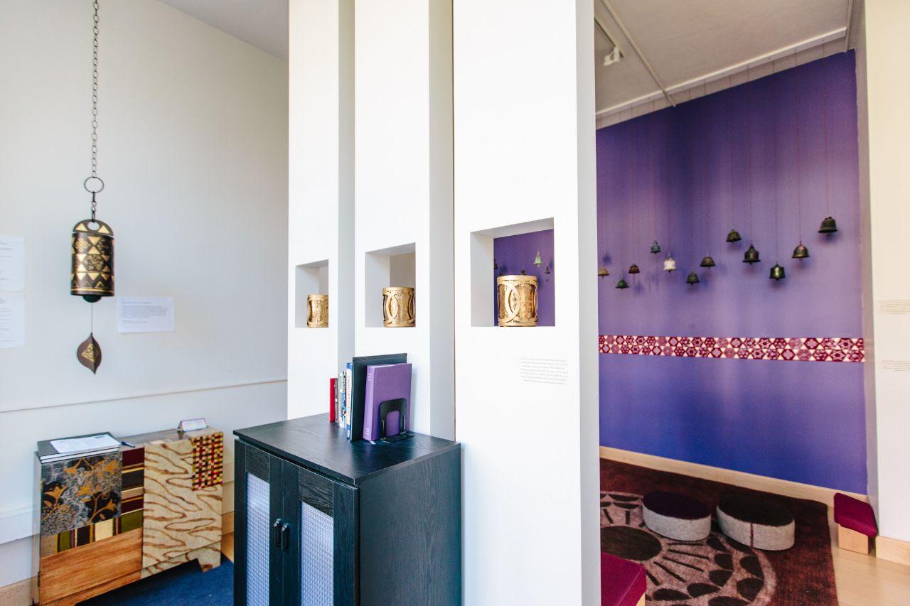 Multi-Cultural Meditation Room (photo courtesy of University of San Francisco)