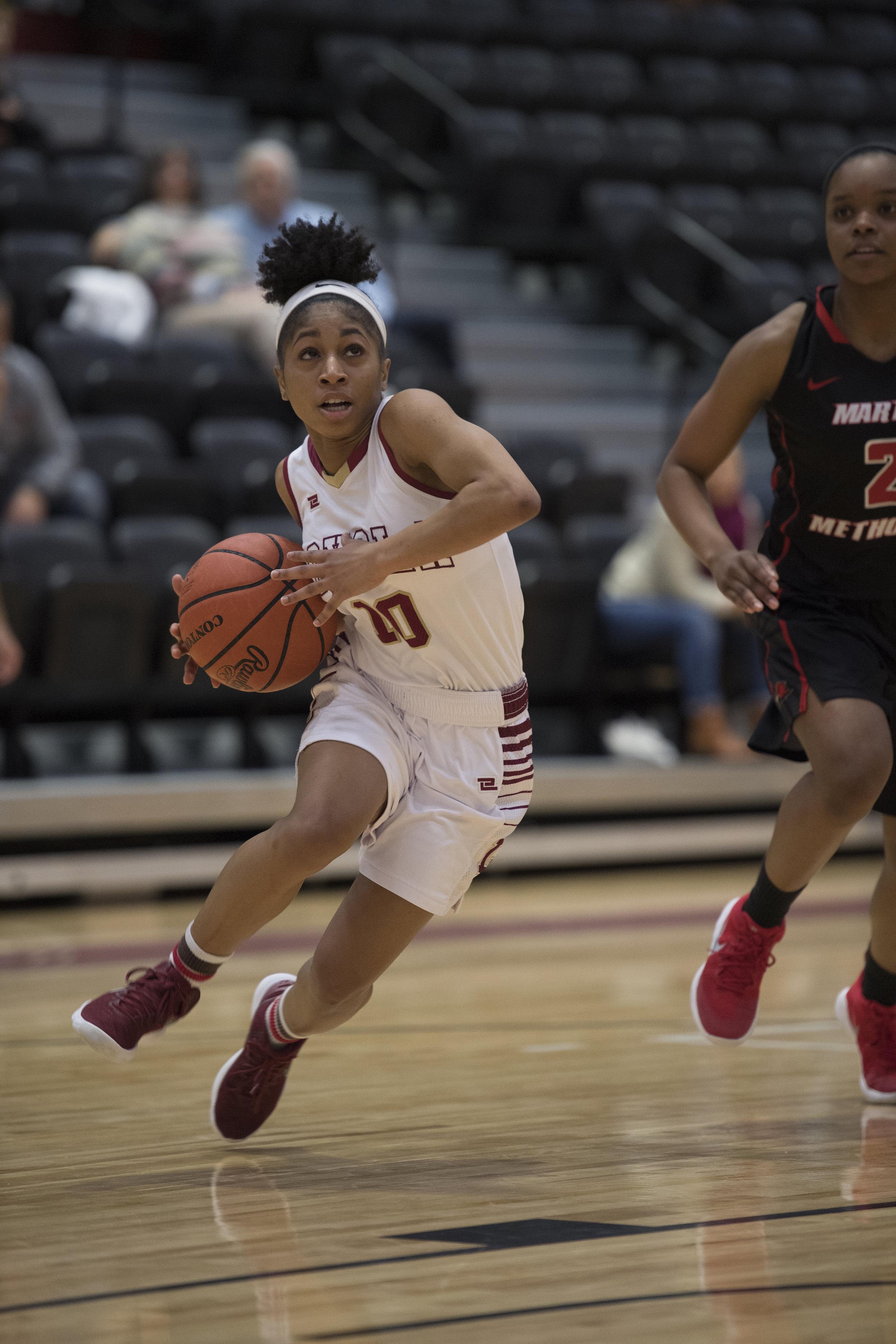 Zoie Miller (photo courtesy of Loyola University New Orleans)