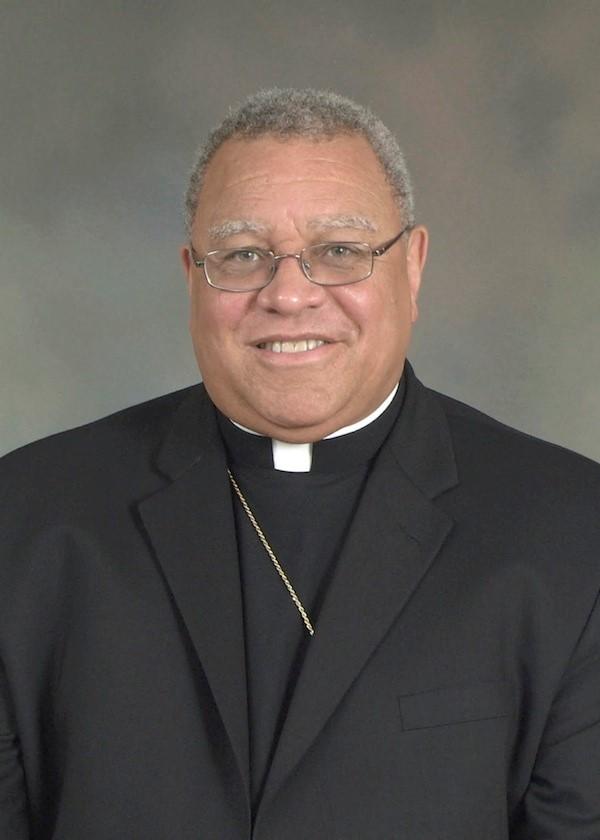 Bishop George Murry, S.J. (photo by University of Scranton)