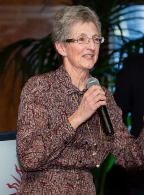 Dr. Jo Ann Rooney, President, Loyola University Chicago (Photo by Loyola University Chicago)