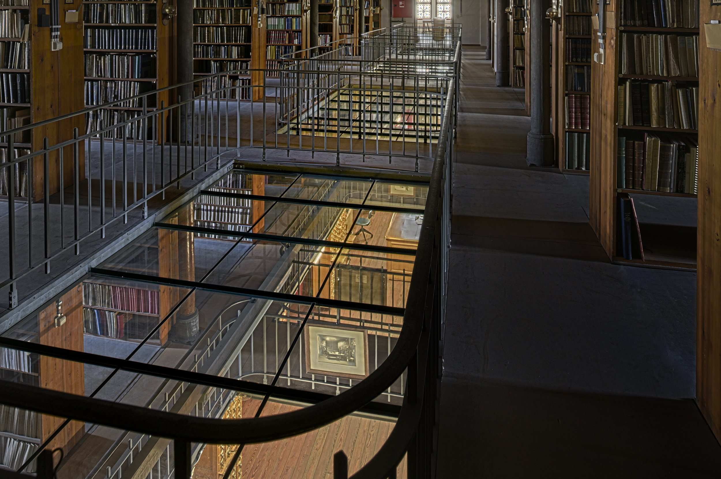 The Bollandist Society Library in Brussels, Belgium (photo courtesy of Irini de Saint Sernin)
