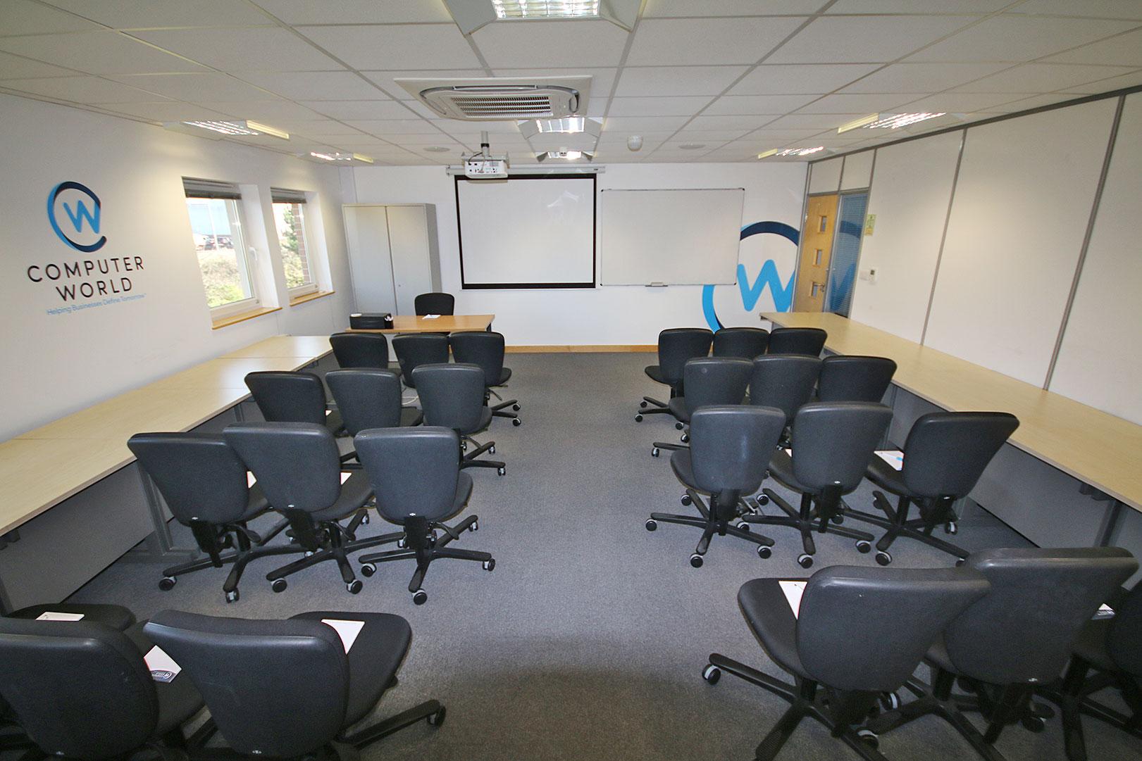 The Stanshawe Room