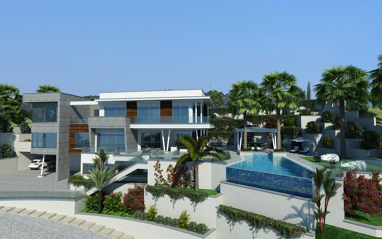 Luxueuze villa te limassol, cyprus