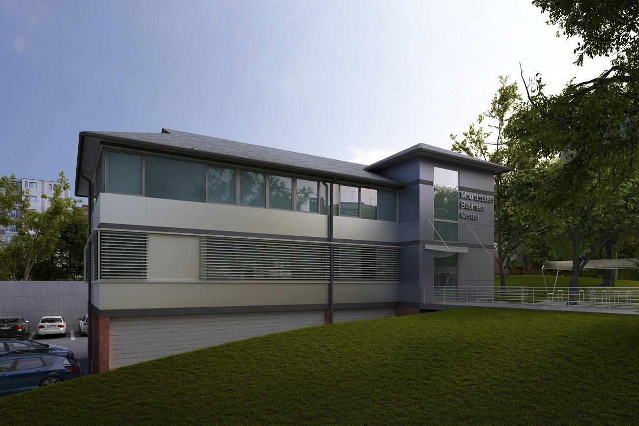 Mountbatten Business Centre - PLC Architects