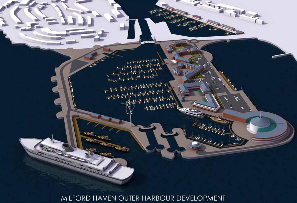 Milford Haven - PLC Architects