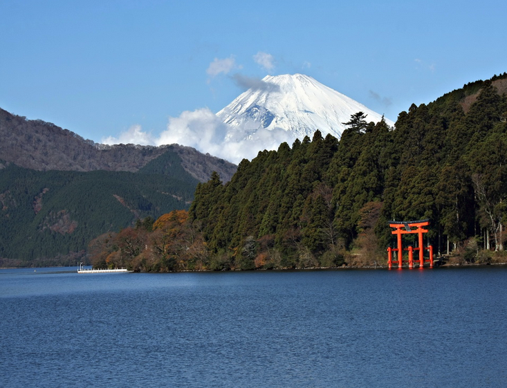 Hakone 1 day Self Guided Tour