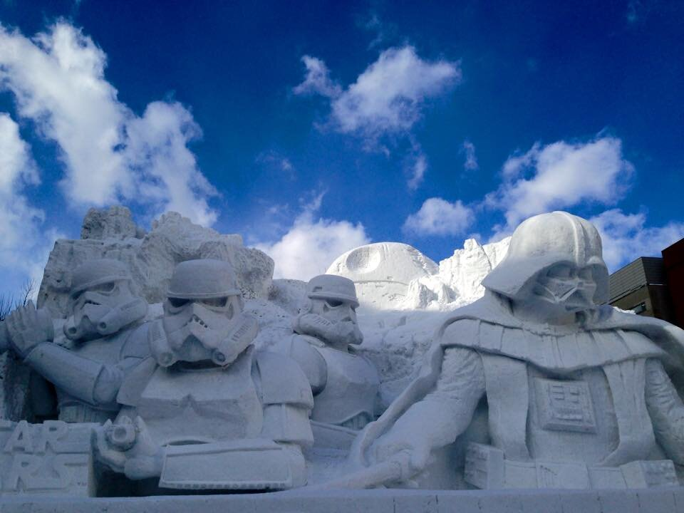 2020 SAPPORO SNOW FESTIVAL 10 Days, 8 Nights $4,099+AIR operated by Super Value Tours