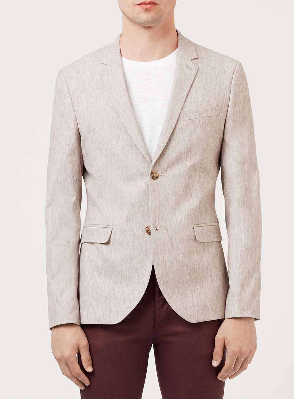 Lightweight blazer  (Featured: Topman)