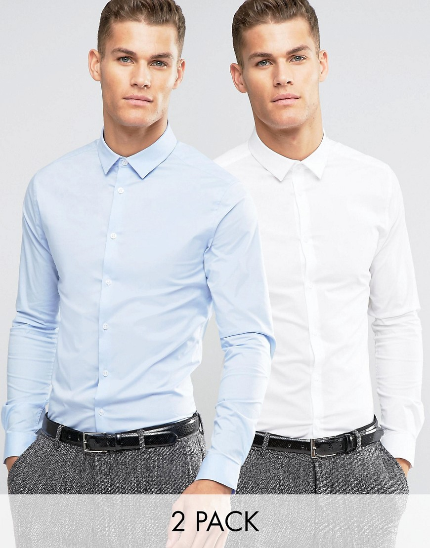 Asos - Smart Shirts  ( For other types click here )