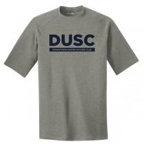 DUSC Spiritwear - Sport-Tek Performance Tee (GREY) $15.00