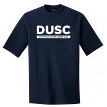 DUSC Spiritwear - Sport-Tek Performance Tee (NAVY) $15.00