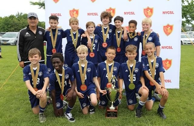 B2006 Blue Champions of NY State Cup