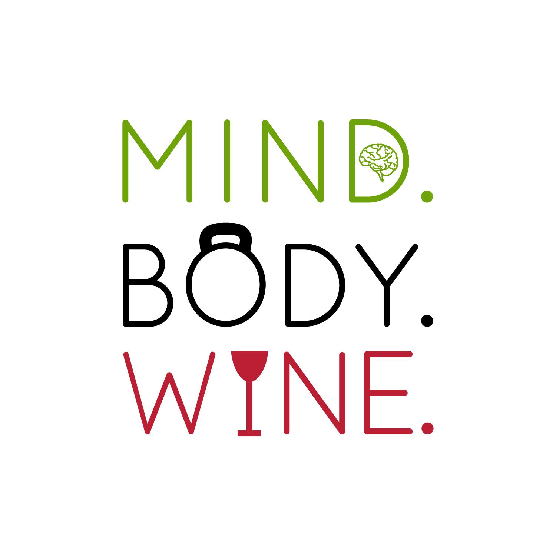 Mind Body Wine logo