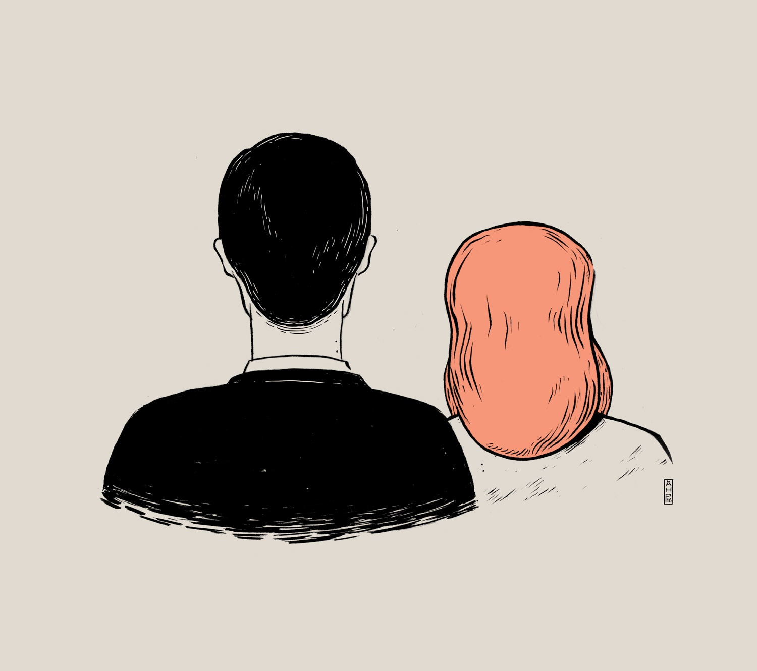 Mulder and Scully  (January 2016)